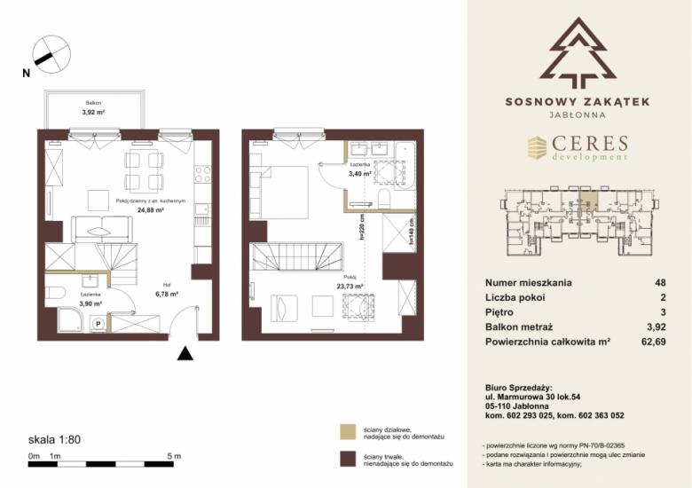 Mieszkanie 48